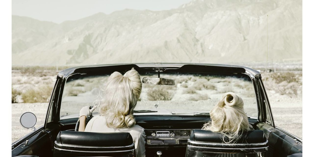 Darlene & Me and how Anja Niemi explores duality